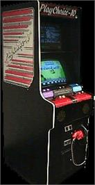 Arcade Cabinet for Super Mario Bros. 3.