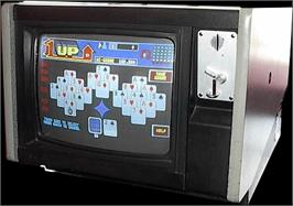 Arcade Cabinet for Super Megatouch IV Tournament Edition.