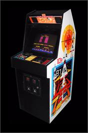 Arcade Cabinet for Super Missile Attack.