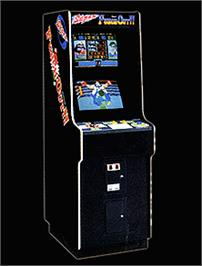 Arcade Cabinet for Super Punch-Out!!.