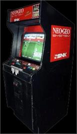 Arcade Cabinet for Super Sidekicks 2 - The World Championship / Tokuten Ou 2 - real fight football.