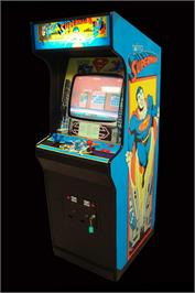 Arcade Cabinet for Superman.
