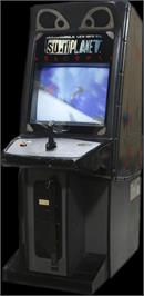Arcade Cabinet for Surf Planet.