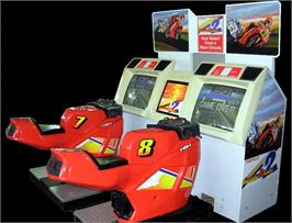 Arcade Cabinet for Suzuka 8 Hours 2.