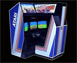 Arcade Cabinet for TX-1.