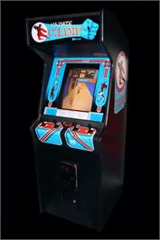 Arcade Cabinet for Taisen Karate Dou.