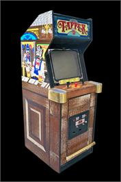 Arcade Cabinet for Tapper.