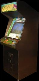 Arcade Cabinet for Tatakae Genshizin Joe & Mac.