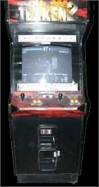 Arcade Cabinet for Tekken 2.