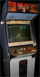 Arcade Cabinet for Tekken 3.