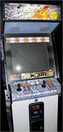 Arcade Cabinet for Tekken 4.