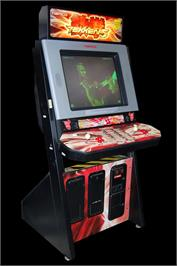 Arcade Cabinet for Tekken 5.1.
