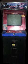 Arcade Cabinet for Terra Force.