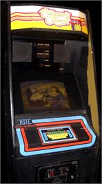 Arcade Cabinet for Thayer's Quest.