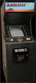 Arcade Cabinet for The Anteater.