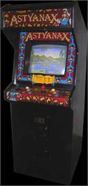Arcade Cabinet for The Astyanax.