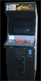 Arcade Cabinet for The Final Round.