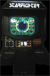Arcade Cabinet for The Last Starfighter.