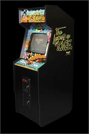 Arcade Cabinet for The Legend of Kage.