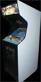 Arcade Cabinet for The NewZealand Story.