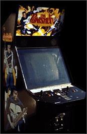 Arcade Cabinet for The Punisher.