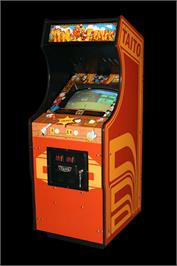 Arcade Cabinet for The Tin Star.