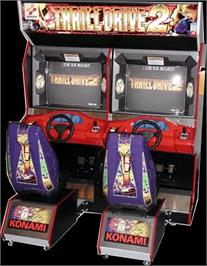 Arcade Cabinet for Thrill Drive 2.