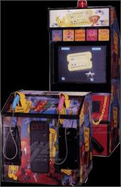 Arcade Cabinet for Tickee Tickats.