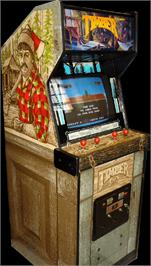 Arcade Cabinet for Timber.