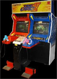 Arcade Cabinet for Time Crisis 2.