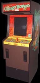 Arcade Cabinet for Tip Top.