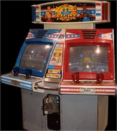 Arcade Cabinet for Title Fight.