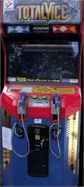 Arcade Cabinet for Total Vice.