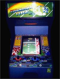 Arcade Cabinet for TouchDown Fever 2.