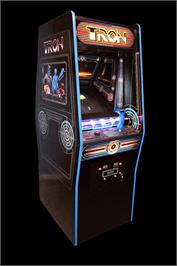 Arcade Cabinet for Tron.