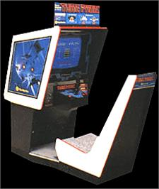 Arcade Cabinet for Tube Panic.