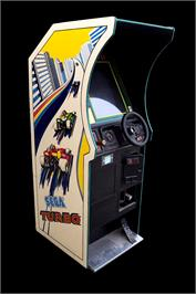 Arcade Cabinet for Turbo.