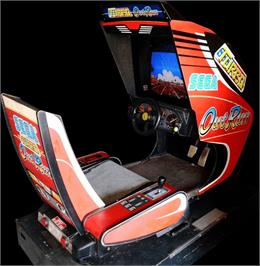 Arcade Cabinet for Turbo Out Run.