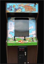 Arcade Cabinet for Twin Eagle - Revenge Joe's Brother.