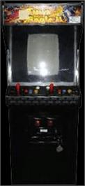 Arcade Cabinet for Twin Eagle II - The Rescue Mission.