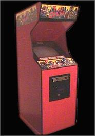 Arcade Cabinet for Two Crude.