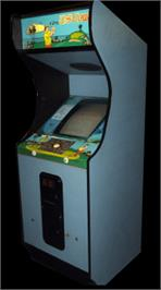 Arcade Cabinet for U.S. Classic.