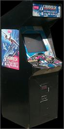 Arcade Cabinet for U.S. Navy.