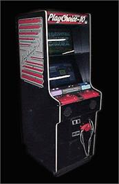 Arcade Cabinet for Uncle Fester's Quest: The Addams Family.