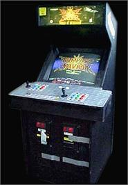 Arcade Cabinet for Vampire Savior: The Lord of Vampire.