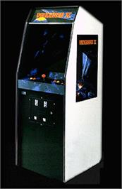 Arcade Cabinet for Vanguard II.