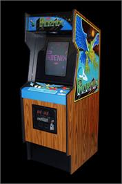 Arcade Cabinet for Vautour.