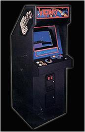 Arcade Cabinet for Victory.