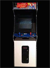 Arcade Cabinet for Violence Fight.
