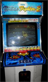 Arcade Cabinet for Virtua Fighter 2.